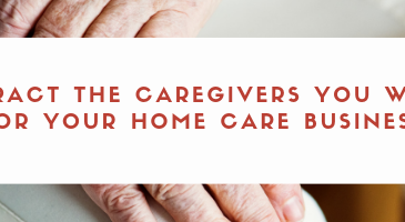 attracting qualified caregivers